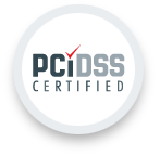 Accreditations PCI CERTIFIED logo