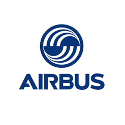 Airbus logo for case study
