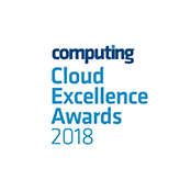 Cloud Computing Excellence Awards 2018
