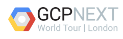 GCP Next logo